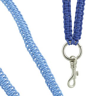 DISCOVER OUR KEY RING MACRAME NEKCLACES